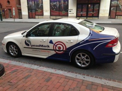 Speadmark Car in Washington DC