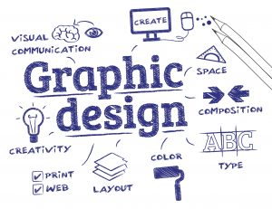 Graphic design and copywriting services can act as one major powerhouse together